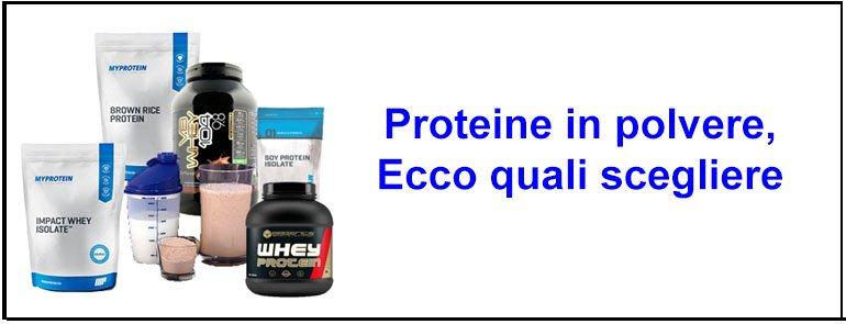 quali proteine posso prendere per perdere peso testo